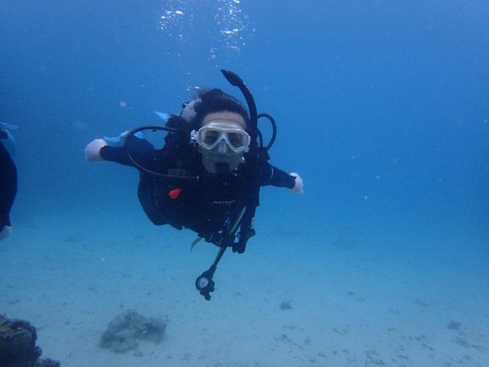 OWD PADI 潛水