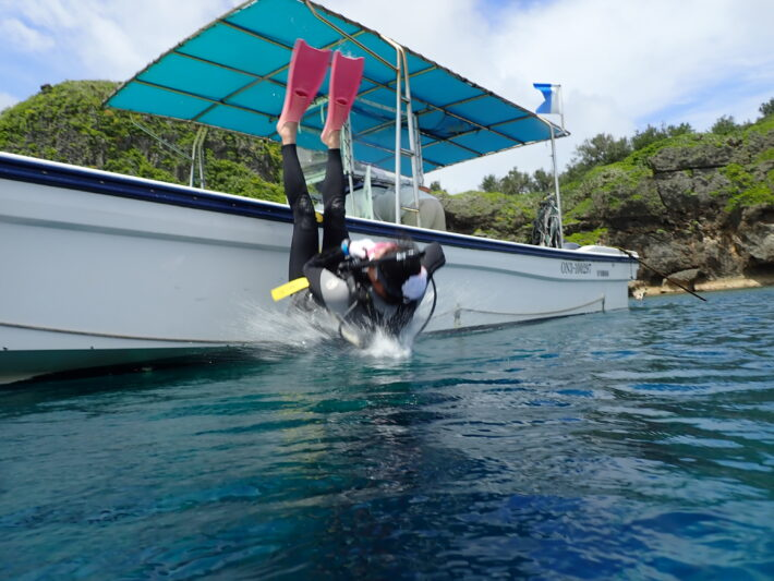 沖繩潛水 PADI OWD課程