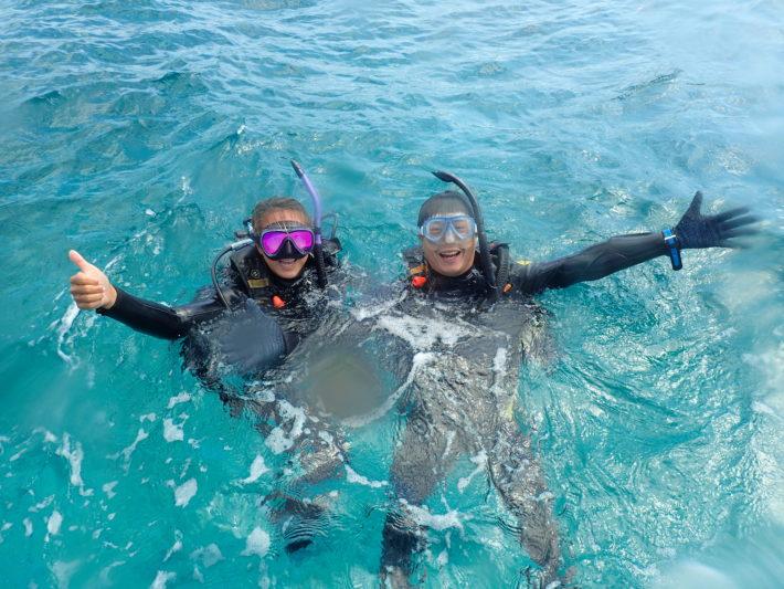 潛水 證照 浮潛 藍洞