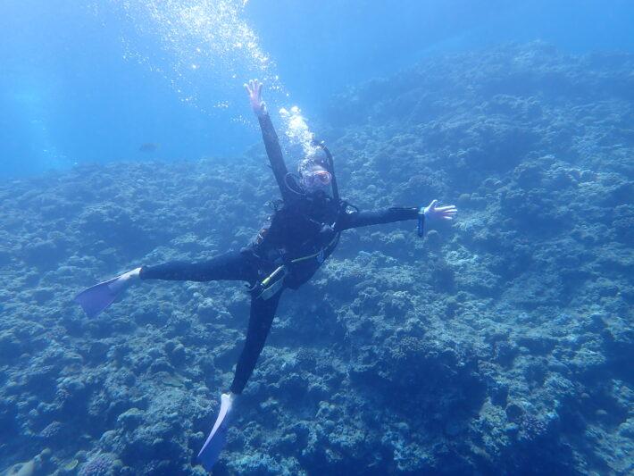 沖繩潛水 PADI潛水課程 FUNDIVE