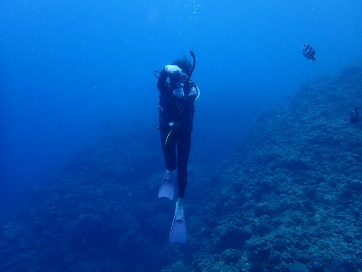 沖繩PADI AOW 潛水旅遊
