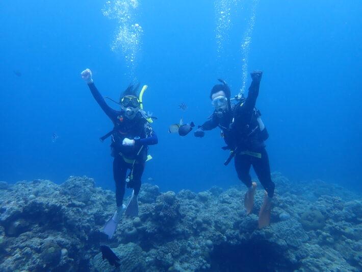 沖繩潛水 PADI證照 OWD