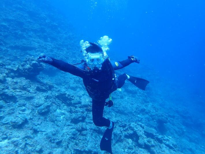 沖繩潛水 PADI證照課程 AOW