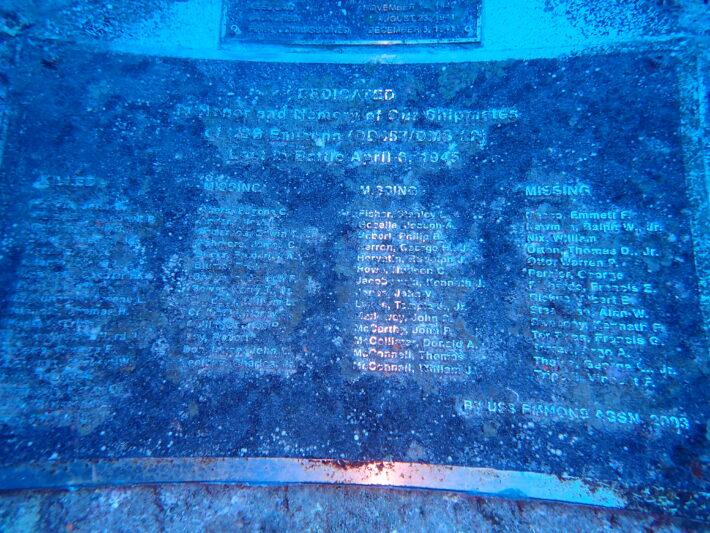 沖繩fundive 日本潛水 USSエモンズ