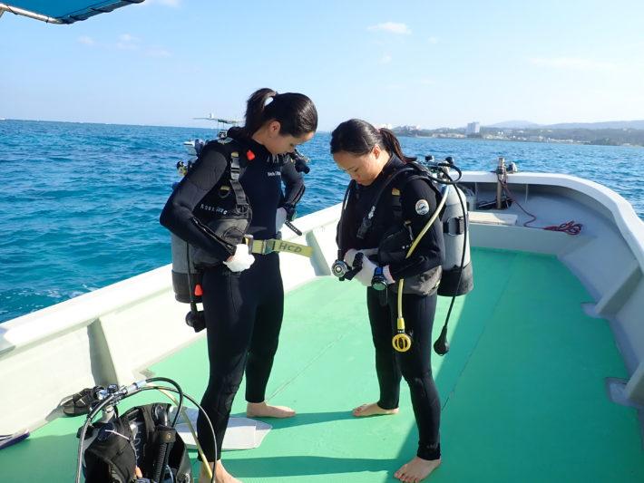 潛水 浮潛 AOW